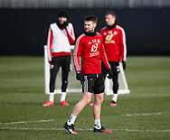 Oliver Norwood of Sheffield Utd during the Press Conference & Training at the Steelphalt Academy, Sheffield. Picture date: 7th February 2020. Picture credit should read: Simon Bellis/Sportimage