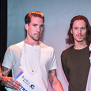 NLD/Amsterdam/20170914 - Lancering &C Me talent stage, Tom Maas & Thomas Waterreus, website, websiteperspresentatie