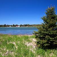 North America, Canada, Nova Scotia, Guysborough County. Black Duck Cove Day Use Park.