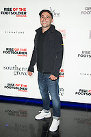 Roland Manookian at the Rise Of The Footsoldier Origins Premiere, Cineworld Leicester Square in Leicester Square, London