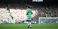 Football - 2016 / 2017 Scottish League Cup - Semi-Final - Celtic vs. Rangers<br /> <br /> Scott Sinclair of Celtic at Hampden Park.<br /> <br /> COLORSPORT/LYNNE CAMERON
