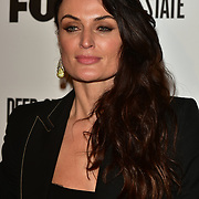 Lyne Renee Attend the European Premiere Deep State at Curzon Soho on 15 March 2018, London, UK.