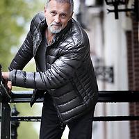 Nederland, Amsterdam , 11 mei 2013.<br /> de Deense thrillerschrijverJussi Adler-Olsen<br /> Danish thriller writer Jussi Adler-Olsen.