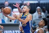 20201217 - Preseason - Golden State Warriors @ Sacramento Kings