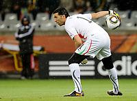 Gianluigi Buffon (Italia)<br /> Italia Paraguay - Italy vs Paraguay<br /> Campionati del Mondo di Calcio Sudafrica 2010 - World Cup South Africa 2010 <br /> Green Point Stadium, Città del Capo - Cape Town, 14 / 06 / 2010<br /> © Giorgio Perottino / Insidefoto