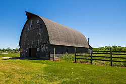 Barn - Moraine View State Park