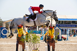 Verberckmoes Maartje, BEL, Guidam's Willow The Second<br /> FEI Jumping European Championships for Young Riders, Juniors, Children - Vilamoura 2021<br /> © Hippo Foto - Leanjo de Koster<br /> 20/07/2021