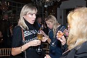AURELIA BONITO, Eva Harold birthday party. Ballroom, Beach Blanket Babylon. Notting Hill, London. 19 November 2012.