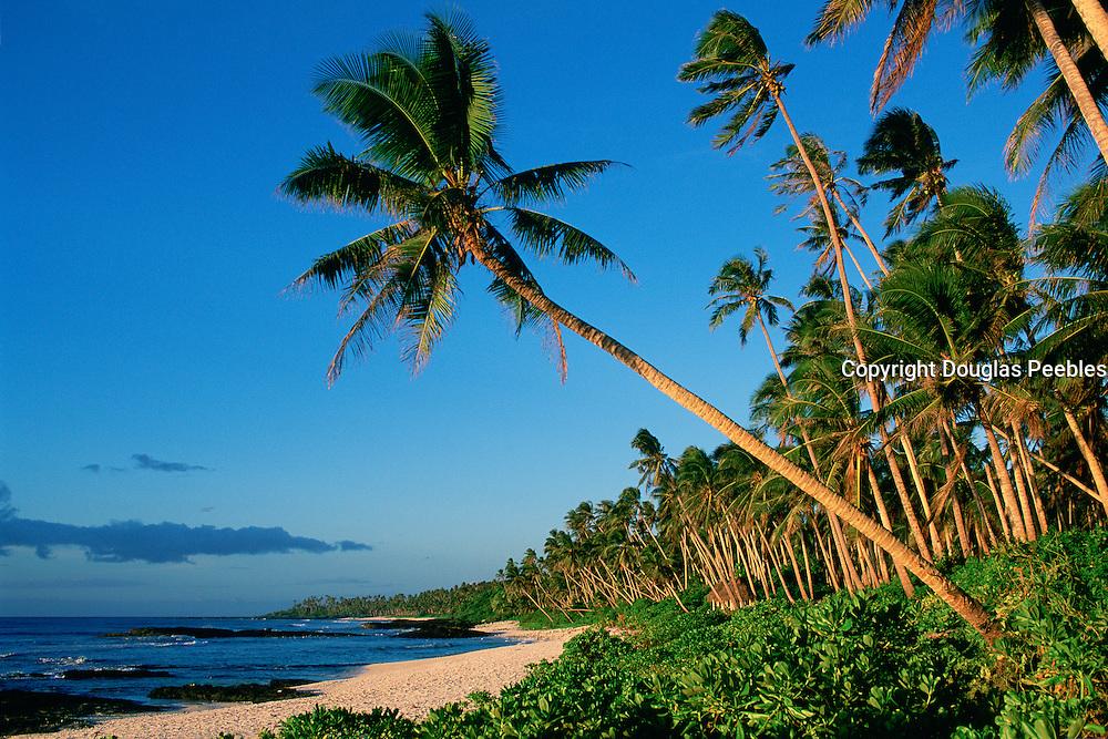 Cape Mulinuu, Savaii, Samoa,<br />