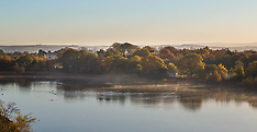 Early morning mist on Duddingston Loch | Edinburgh | 8 November 2017