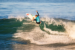 Nikki Van Dijk (AUS) will surf in Round 2 of the 2018 Roxy Pro France after placing second in Heat 1 of Round 1 in Hossegor, France.