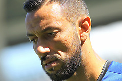 September 17, 2017 - Turin, Piedmont, Italy - Fabio Quagliarella (UC Sampdoria) before the Serie A football match between Torino FC and US Sampdoria at Olympic Grande Torino Stadium on 17 September, 2017 in Turin, Italy. (Credit Image: © Massimiliano Ferraro/NurPhoto via ZUMA Press)