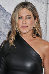 """Jennifer Aniston arrives at """"The Leftovers"""" Season 3 Los Angeles Premiere held at the Avalon Hollywood in Hollywood, CA on Tuesday, April 4, 2017. (Photo By Sthanlee B. Mirador) *** Please Use Credit from Credit Field ***"""