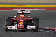 October 30-November 2 : United States Grand Prix 2014, Kimi Raikkonen (FIN), Ferrari