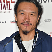 Director of Fog Forest attends the Raindance Opening Gala 2018 held at Vue West End, Leicester Square on September 26, 2018 in London, England.