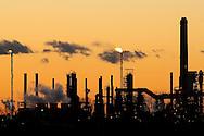 ConocoPhillips Wood River Refinery in Roxana, Illinois
