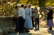 Gring's Mill, Tulpehocken River, Berk's County, Pennsylvania Conservative Mennonites,