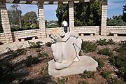 sundial watch at Ramat Hanadiv gardens near Zichron Ya'acov, Mount Carmel, Israel