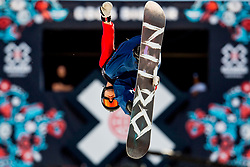 May 19, 2018 - Fornebu, NORWAY - 180519 Sven Thorgren of Sweden competes in the menÃ•s big air snowboard qualifiers during X Games Norway on May 19, 2018 in Oslo. .Photo: Vegard Wivestad GrÂ¿tt / BILDBYRN / kod VG / 170170 (Credit Image: © Vegard Wivestad Gr¯Tt/Bildbyran via ZUMA Press)