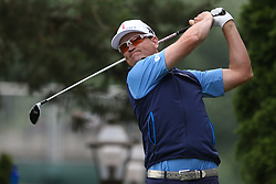 June 23, 2018 - Cromwell, Connecticut, United States - Zach Johnson tees off the 9th hole during the third round of the Travelers Championship at TPC River Highlands. (Credit Image: © Debby Wong via ZUMA Wire)