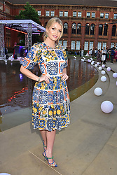 Lady Kitty Spencer at the Victoria & Albert Museum's Summer Party in partnership with Harrods at The V&A Museum, Exhibition Road, London, England. 20 June 2018.