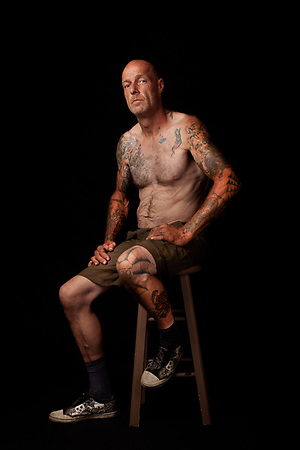 Steve, Tattoo + You, A Photo Story of Body Ink