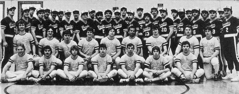 1982 Baseball<br /> Heartland Collegiate Conference<br /> Regular Season Champion