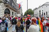 Britain Protests Poland's LGBTQ Policies