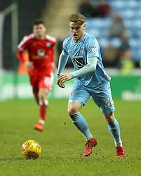 Coventry City's Jordan Ponticelli