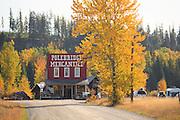 Polebridge Mercantile, Montana