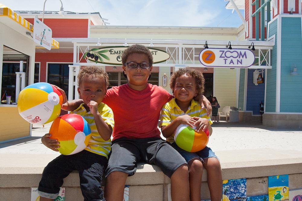 PIER PARK, PANAMA CITY BEACH, FLORIDA