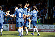 Stockport County FC 2-0 Chesterfield FC 26.8.19