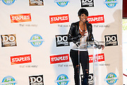 Ciara at The 2nd Annual Staples/Do Something 101 Volunteer Event held at The Children's AID Society Dunlevy Milbank Boys & Girls Club in Harlem on August 4, 2009 in New York City