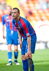 David Proctor, Inverness CT..Dundee Utd 3 v 1 Inverness CT, 17th Sept 2011..©Pic : Michael Schofield.