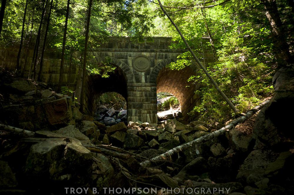 Deer Brook Bridge.Carriage Road 14/10