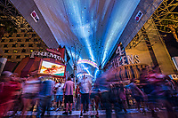 Fremont Street Experience @ Night