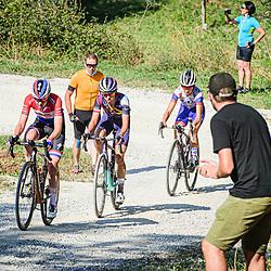 12-09-2020: Wielrennen: Giro Rosa: Arcidosso<br /> VAN DER BREGGEN Anna ( NED ) – Boels - Dolmans Cycling Team ( DLT )