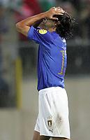 Italiens Alessandro Nesta. (NO MOBILE - NO PDA - NO MMS). © Valeriano Di Domenico/EQ Images