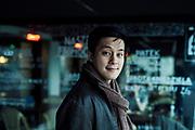 31.10.2019 Warszawa. Nowi Polacy - Yusu Kekoike Japończyk od lat w Polsce.<br /> Fot. Adam Tuchlinski dla Newsweek Polska