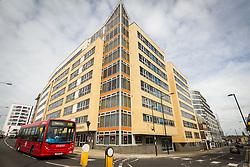 New office building, Harrow, north west London UK