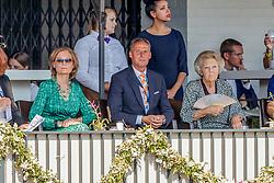 Princes Beatrix, Van der Meer Patrick, <br /> European Championship Dressage<br /> Rotterdam 2019<br /> © Hippo Foto - Dirk Caremans