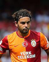 Galatasaray team player - Selcuk Inan