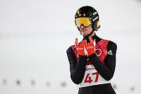 PYEONGCHANG,SOUTH KOREA.10.FEB.18 - OLYMPICS, NORDIC SKIING, SKI JUMPING - Olympic Winter Games PyeongChang 2018, normal hill. Image shows Daniel Andre Tande (NOR).<br /> <br /> Norway only