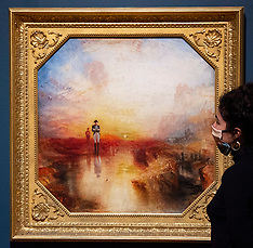 Turner at Tate Britain 26th October 2020