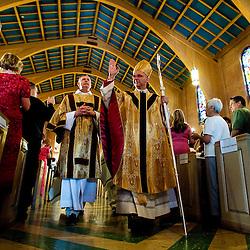 Bishop James S. Wall Ordination