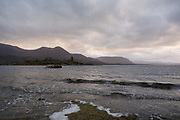 Loch Torridon on the 4th November 2018 in Torridon on the west coast of Scotland in the United Kingdom.