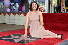 Mandy Moore Honored With Star On The Hollywood Walk Of Fame - 25 Mar 2019