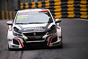 Mato HOMOLA, SVK, DG Sport Competition PEUGEOT 308TCR<br /> <br /> 65th Macau Grand Prix. 14-18.11.2018.<br /> Suncity Group Macau Guia Race - WTCR - FIA World Touring Car Cup<br /> Macau Copyright Free Image for editorial use only
