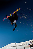 Winter Games - Snowboard Half Pipe Finals. Aug 28, 2011