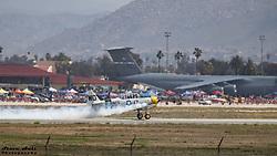 At March ARB air show